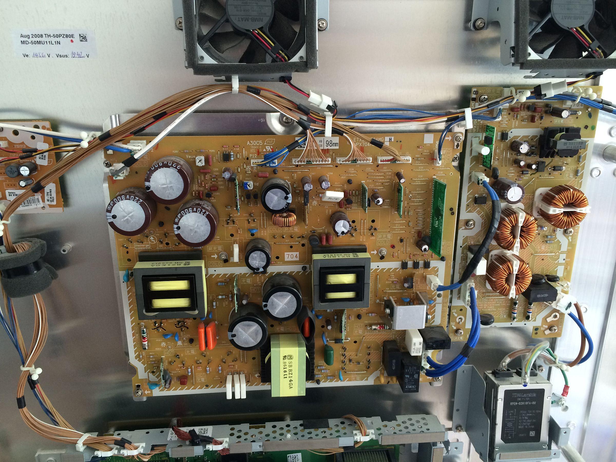 fernseher display reparatur kosten